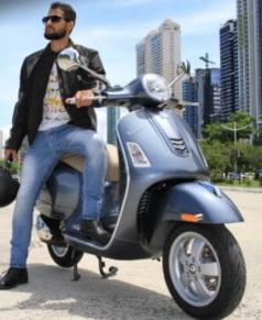 Rent a Vespa Scooter in Panama, Alquiler de Vespa en Panamá special offer
